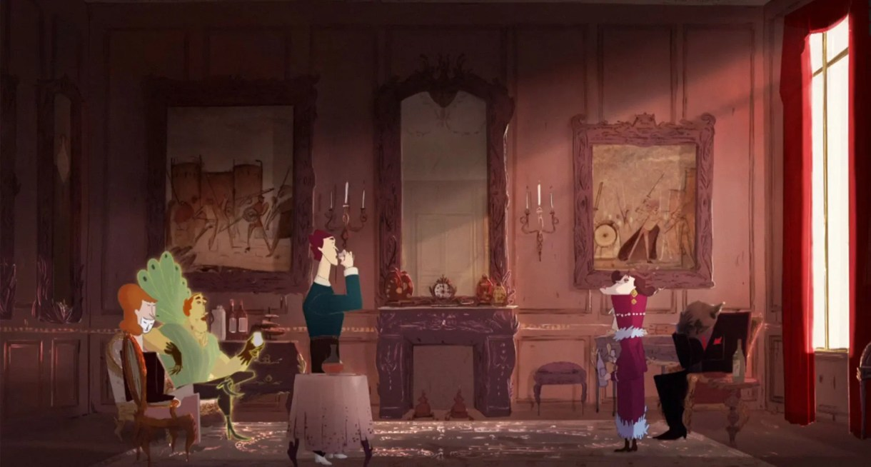 Cortos de Animacion gobelins Edgard