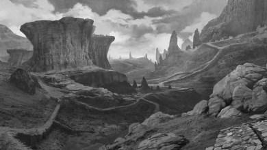 Photo of Magníficos Escenarios del Ilustrador Aaron Limonick