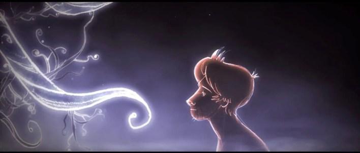 cortometraje de animacion Tzadik