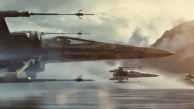 Photo of Trailer de STAR WARS: THE FORCE AWAKENS
