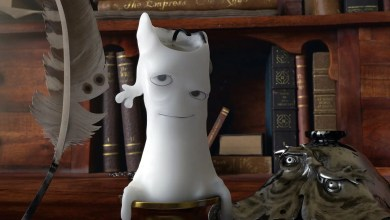 Photo of Cortometraje de Animación 3D y Making of: Once Upon a Candle