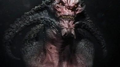 Photo of Alucinantes Criaturas del Ilustrador Kevin Demuynck