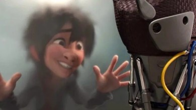Photo of Trent Correy Animador en Big Hero 6. Interesante Test Breakdown & Showreel