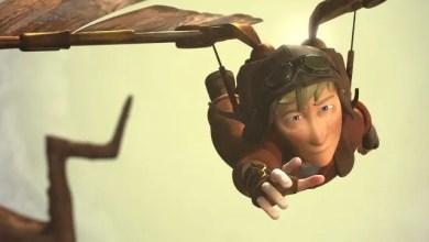 Photo of Cortometraje de animación: Legacy.. No podéis perderos esto!!
