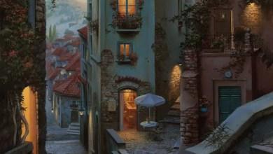 Photo of Las Obras del Artista Evgeny Lushpin que tenéis que contemplar!!