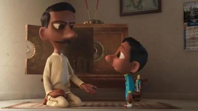 Photo of Trailer del Cortometraje de Animación de Pixar:  Sanjay´s Super Team