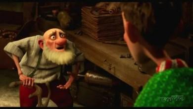 """Photo of Making Of del Largometraje de Animación 3d: Arthur Christmas"""" Grandsanta"""""""