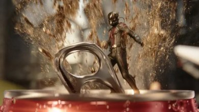 Photo of Spot para Coca-cola: Hulk y Ant-Man