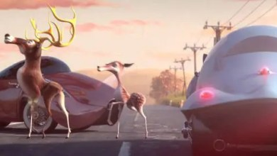 Photo of Precioso Cortometraje  3d y Making Of: Wildlife Crossing