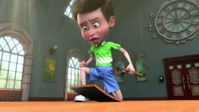 Photo of Cortometraje 3d: Plank