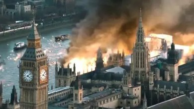 Photo of Efectos Especiales y Visuales: London Has Fallen