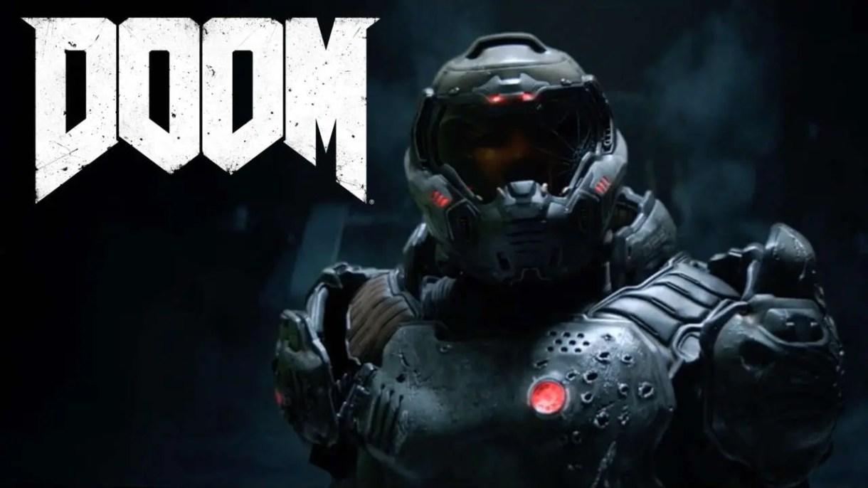 Cinemática del Videojuego Doom