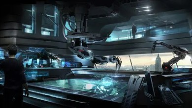 Photo of Concept Art: Avengers Age Of Ultron