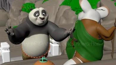 Photo of Kung Fu Panda 3d: Shot Progression