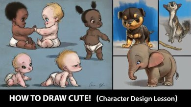 Photo of Tutorial: Diseño de Personajes por Aaron Blaise