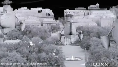 "Photo of CGI VFX Breakdown: ""White House Down"""