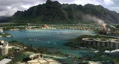 Photo of Concept Art y VFX: Jurassic World