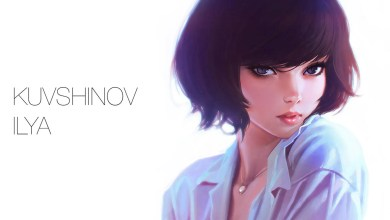 Photo of La ilustración de Ilya Kuvshinov | Tutoriales y Portfolio