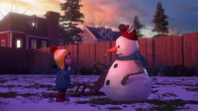 Photo of Making Of y Cortometraje: Lily and the Snowman ¡Tenéis que verlo!