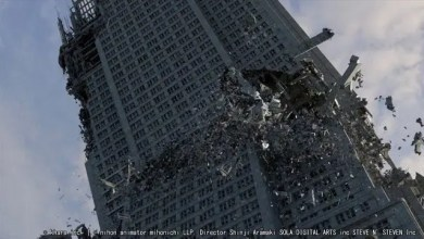 Photo of Desglose Cortometraje VFX – Evangelion