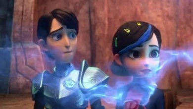 Photo of Animatica y Trailer de Trollhunters