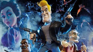 Photo of Trailer del Estreno de Animación Stop-Motion: Chuck Steel: Night Of The Trampires