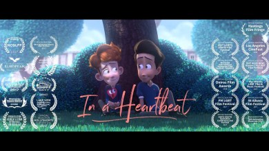 Photo of Galardonado Cortometraje de Animación: In a Heartbeat
