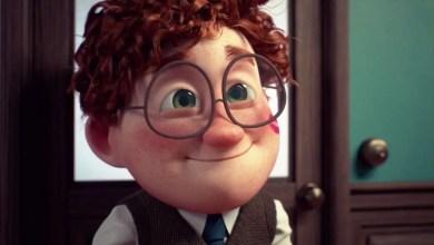 Spot & Cortometraje de Animación 3d - Geoff