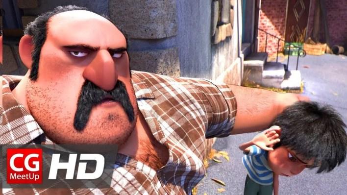 Trailer del Cortometraje de Animación 3d - Tomorrow