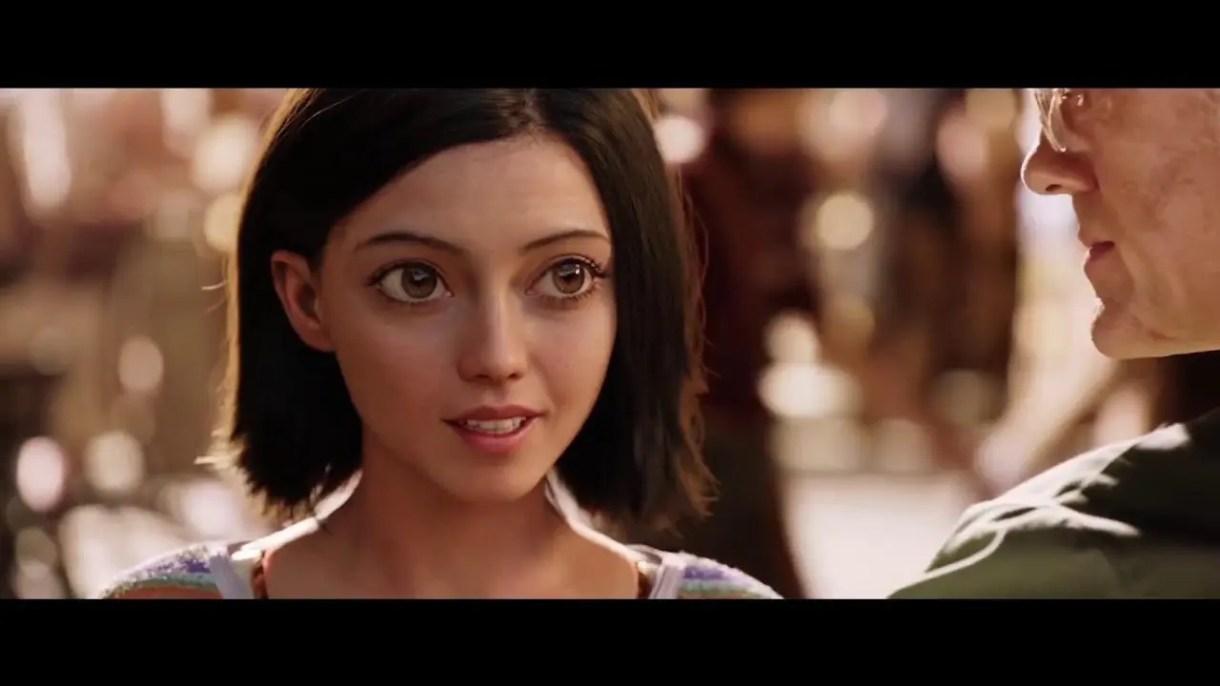 Trailer del Estreno: Alita,  Angel de Batalla