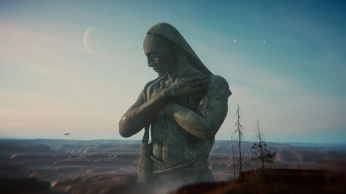 Book of the Dead. El imposible Trailer en tiempo Real de Unity