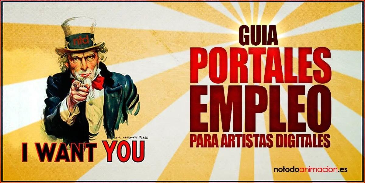 Guia de portales de empleo para Artistas Digitales *ACTUALIZADO 2020 ⭐⭐⭐⭐⭐