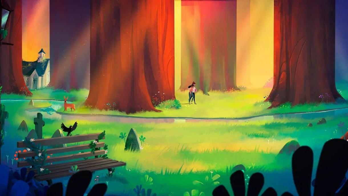 Cortometrajes de Animación & Making of: Via