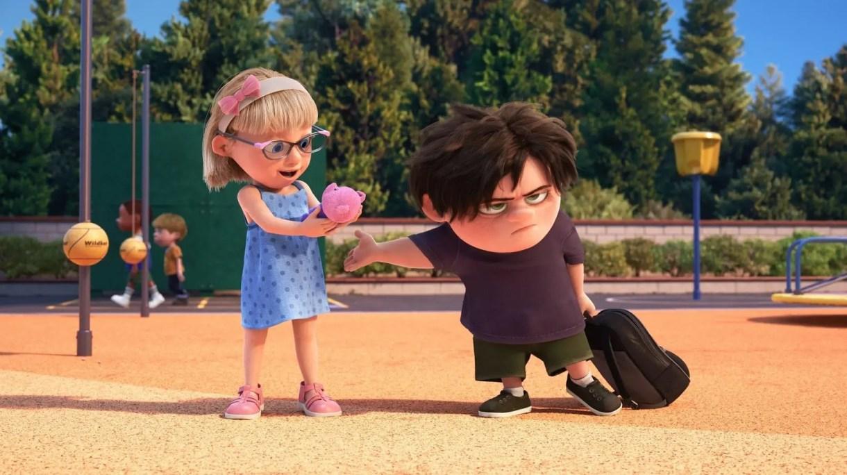 Lou pixar Cortometraje de Animación Pixar
