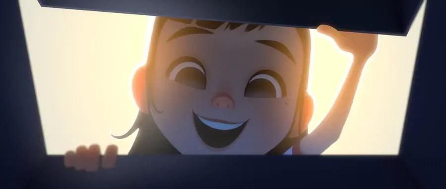 Teaser del Cortometraje de Animación: One Small Step