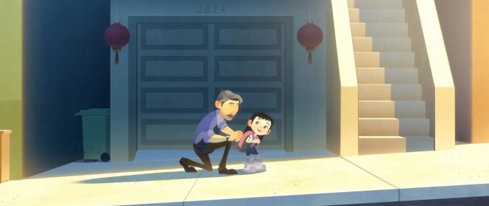 One Small Step animation short film - taiko studios
