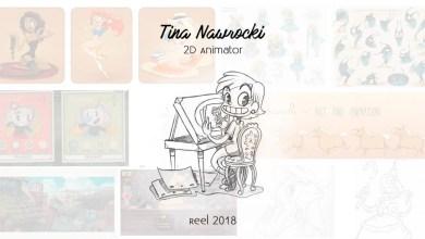 Photo of Animation Showreel – Tina Nawrocki