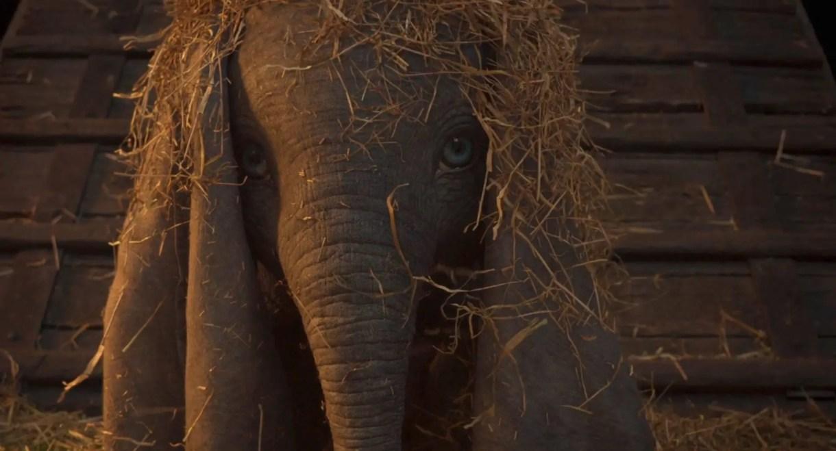 Películas de Animación - Dumbo (Disney - Tim Burton) 2019