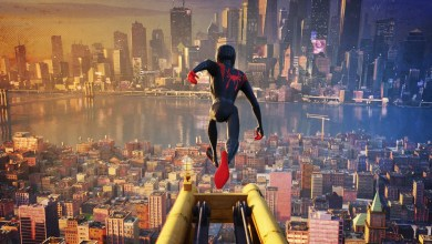 spiderman un nuevo universo trailer castellano