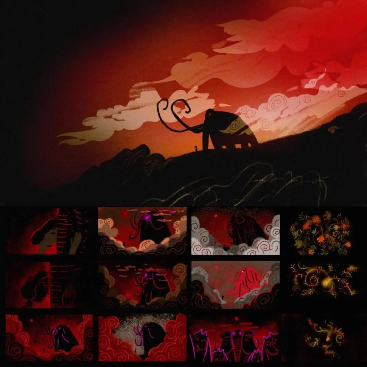 Trailer y Desarrollo Visual de la Película de Animación: The Breadwinner