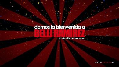 Photo of Damos la bienvenida a Belli Ramírez – Producción de Animación
