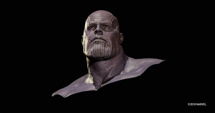 Avengers Infinity WaAvengers Infinity War Making of 3d-CGI
