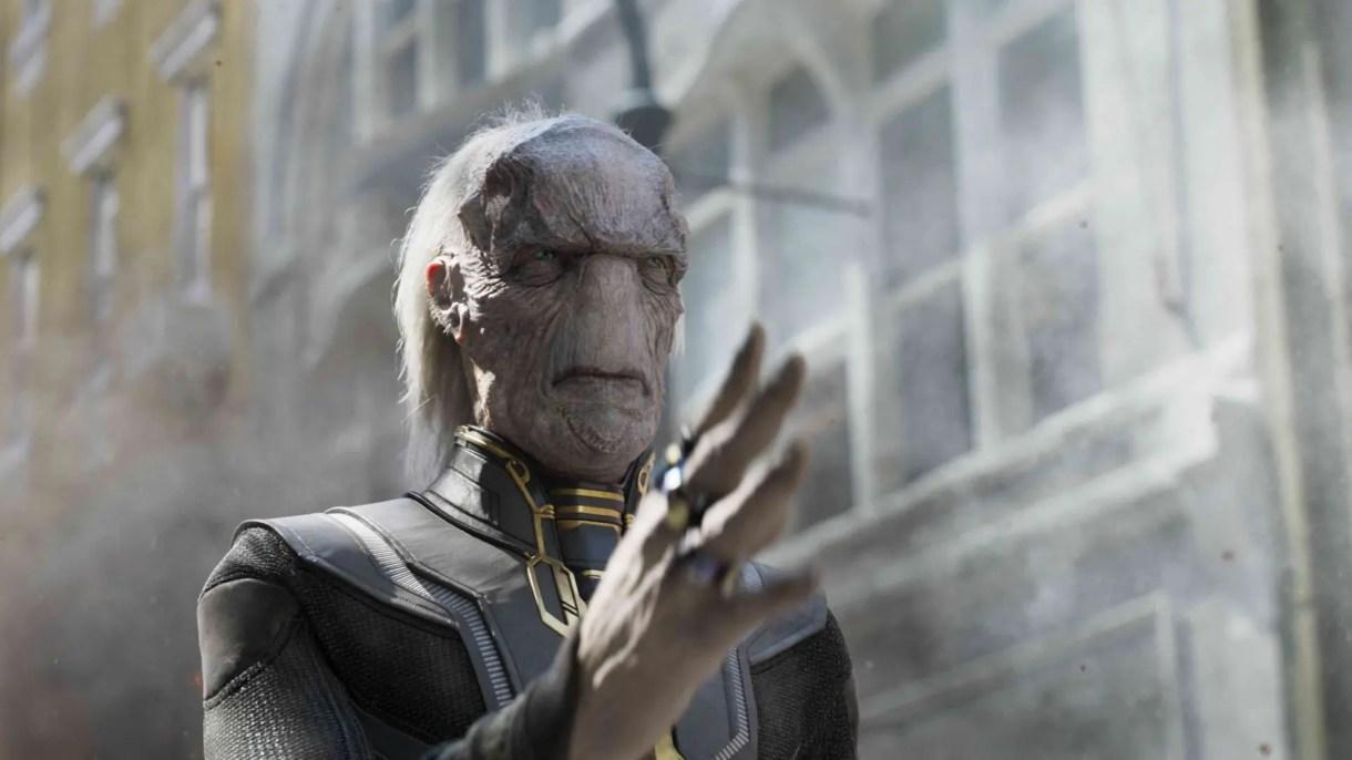 Avengers: Infinity War-VFX-Making of