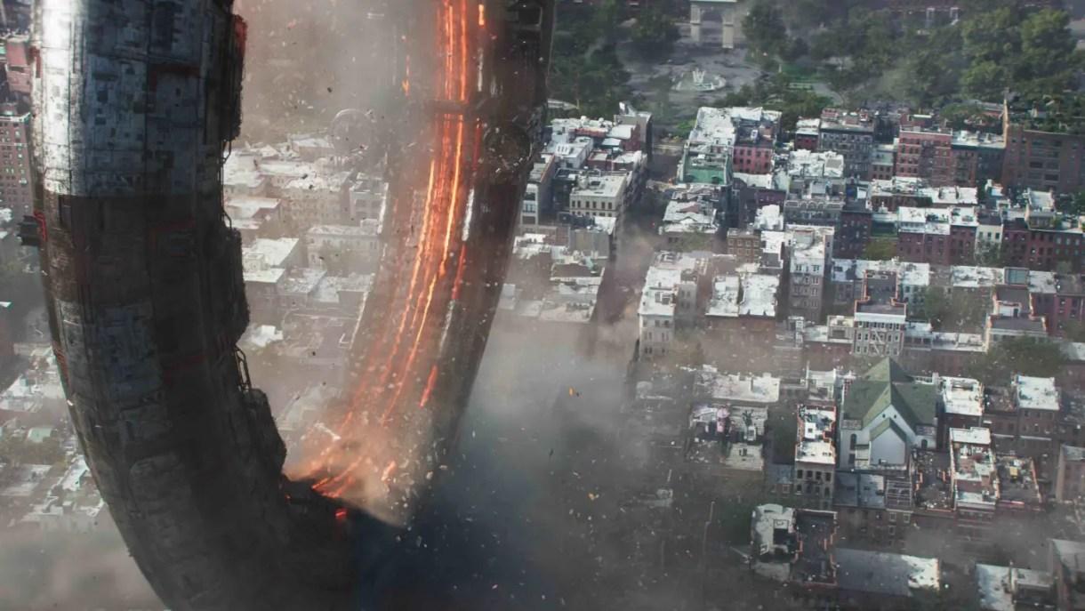 Avengers Infinity War Making of framestore