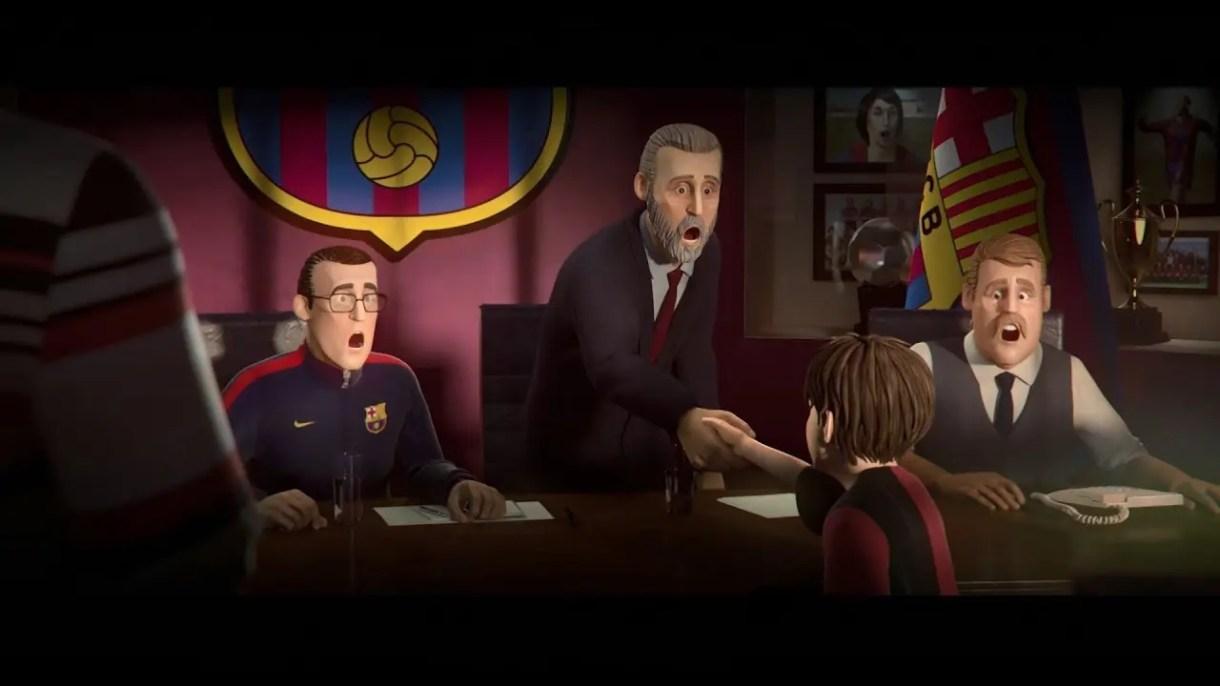 Cortometraje de animación3d- Heart of a  lio