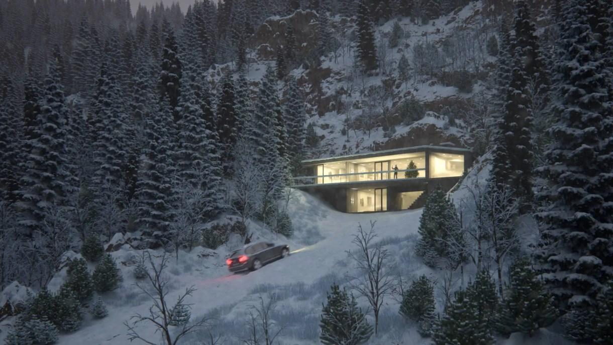 Tutorial Cómo crear Nieve 3D Realista con 3ds max y Forest Pack