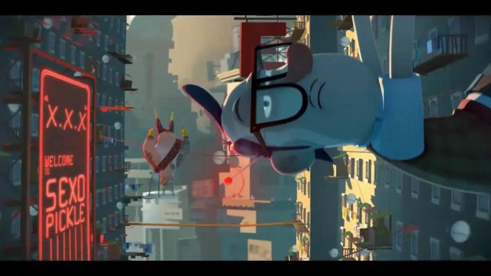 cortometraje de animación-2d-3d-Salesman Pete