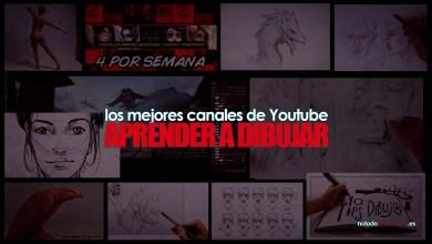 aprender a dibujar tutoriales en español - canales de youtube facil paso a paso