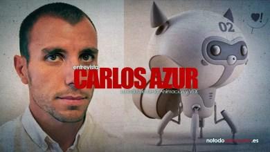 Photo of 11 preguntas para Carlos Azur | La industria de la Animación, 3D y VFX