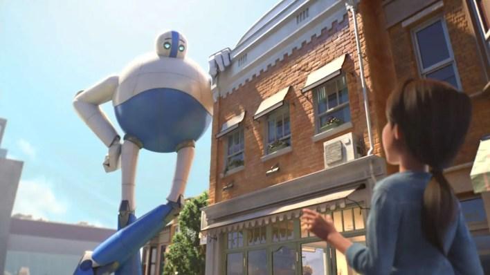 Intuit, A Giant Story - Cortos de Animación 3d by Passion Pictures